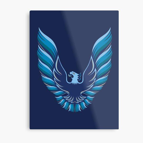 The Firebird Metal Print