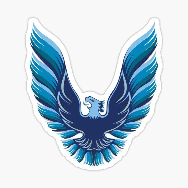 The Firebird Sticker