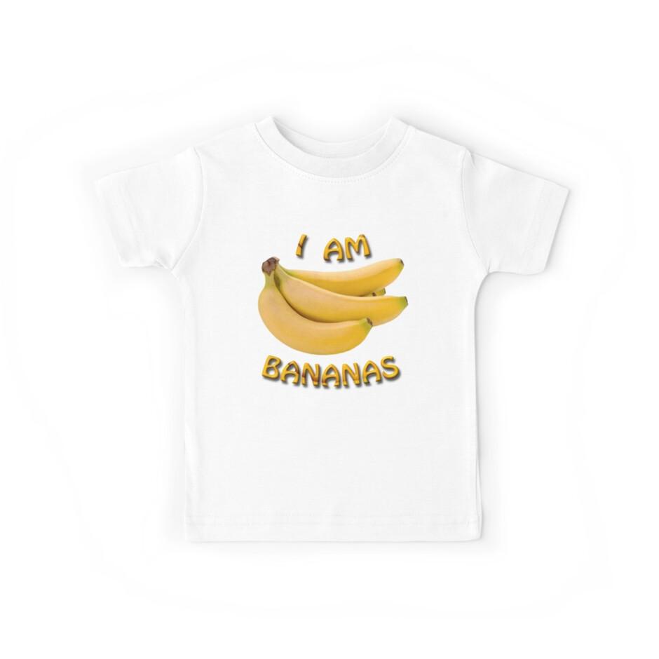 I Am Bananas by MarkUK97