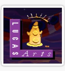 Maniac Mansion - Day of the Tentacle #02 Sticker