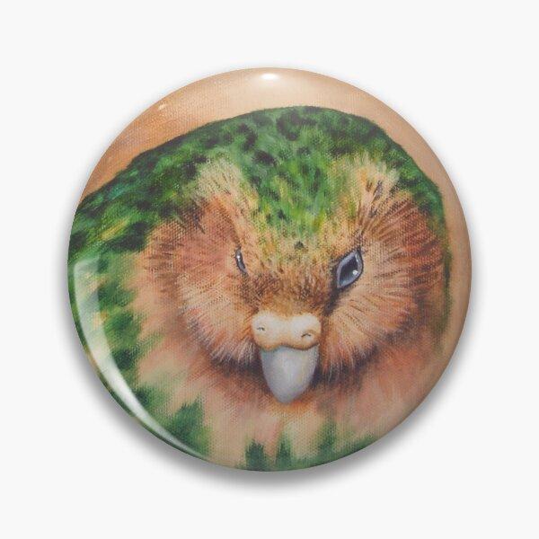 'Kakapo' Pin