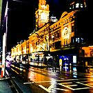 Shower rain tonight...in Melbourne VIC. Got Featured Work by Kornrawiee