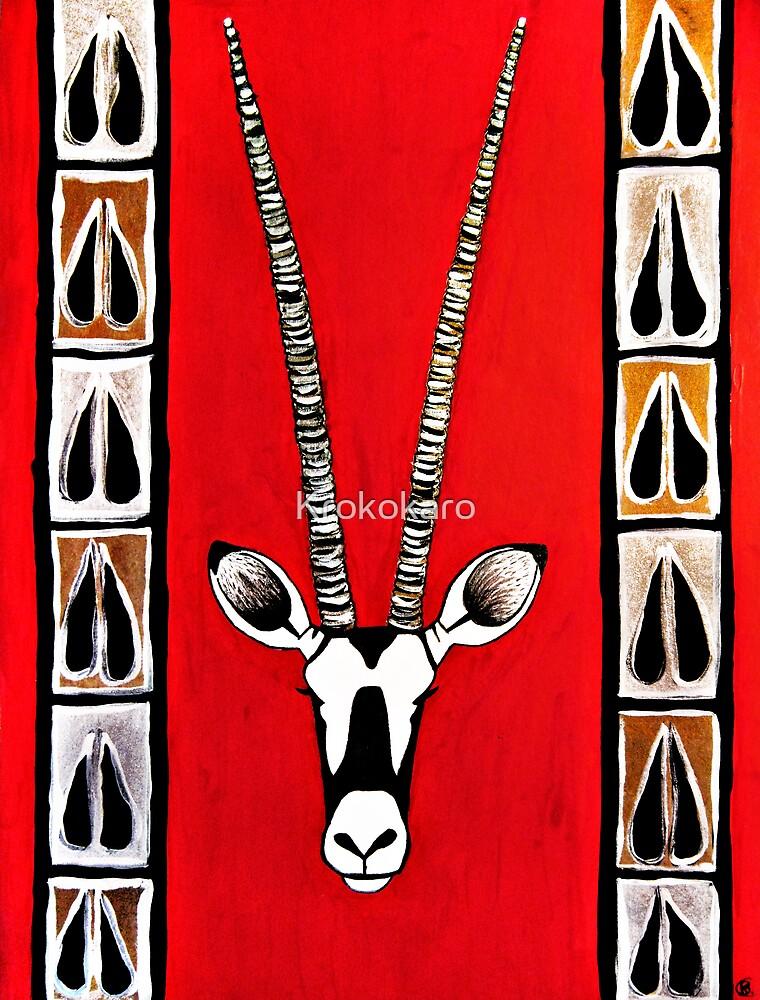 Oryx by Krokokaro
