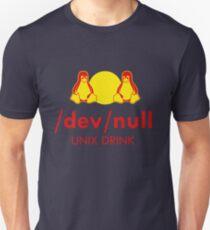 Camiseta unisex Dev null