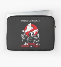 Who you gonna call ? Laptop Sleeve