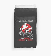 Who you gonna call ? Duvet Cover