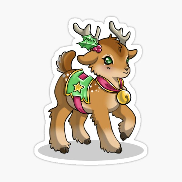 Reinling Goatling Sticker