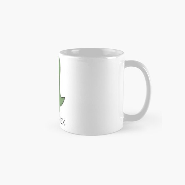 Tea-Rex (Green) Classic Mug