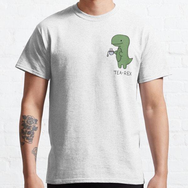 Tee-Rex (grün) Classic T-Shirt