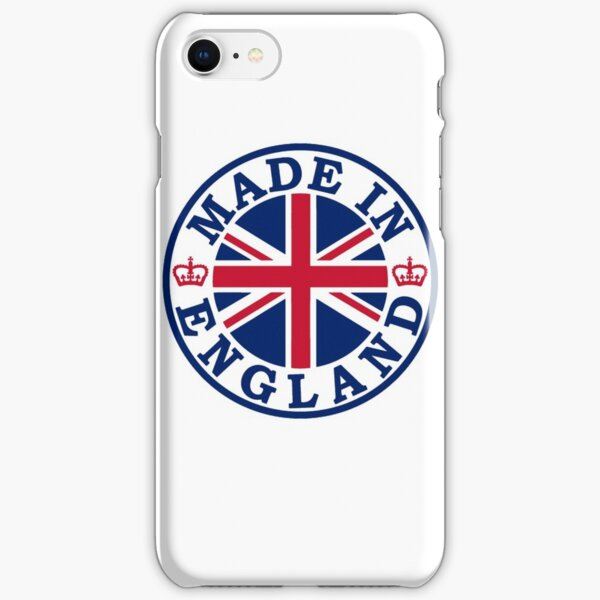 Made In England iPhone Snap Case