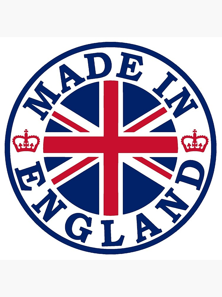 Made In England by JustBritish