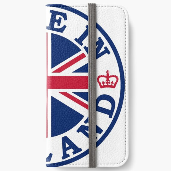 Made In England iPhone Wallet