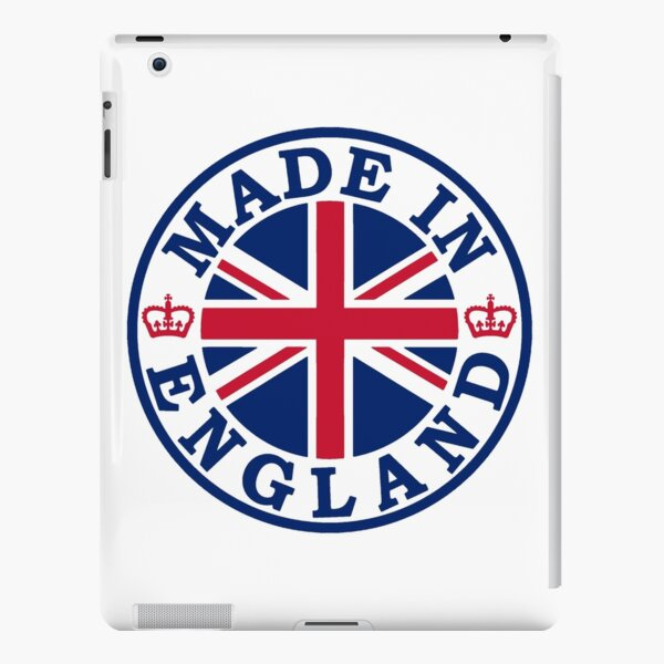 Made In England iPad Snap Case