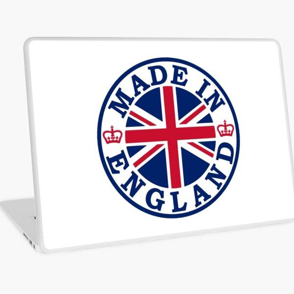 Made In England Laptop Skin