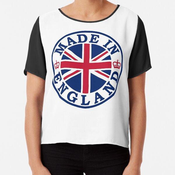 Made In England Chiffon Top