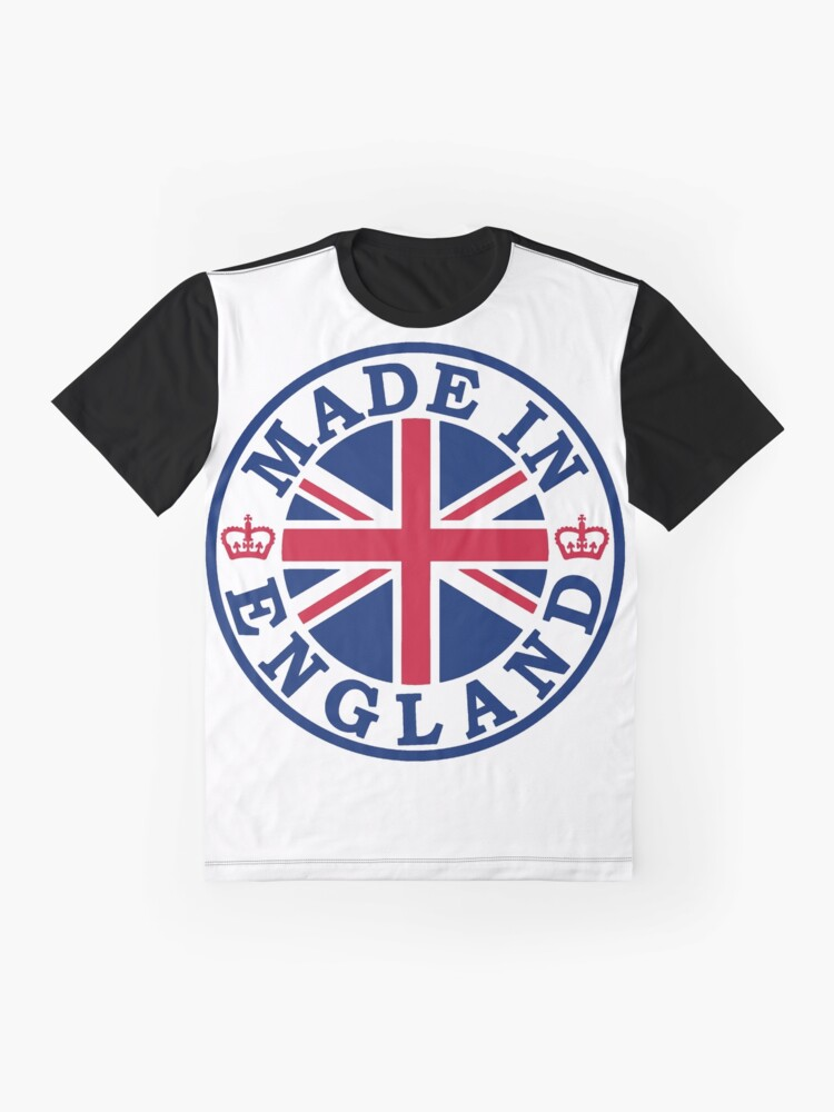 Alternate view of Made In England Graphic T-Shirt