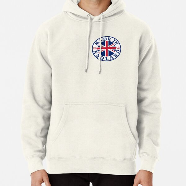 Made In England Pullover Hoodie