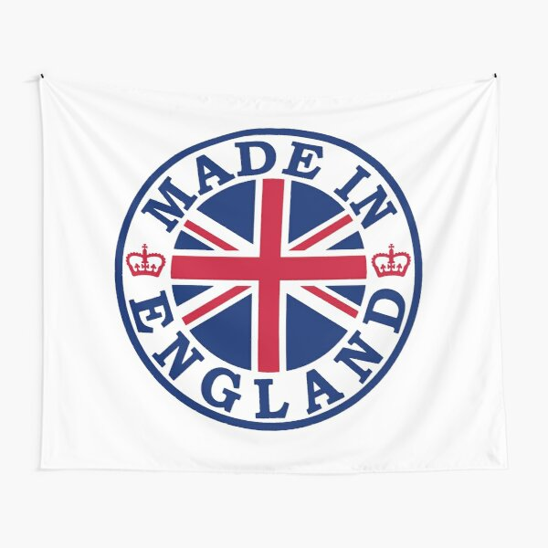 Made In England Tapestry