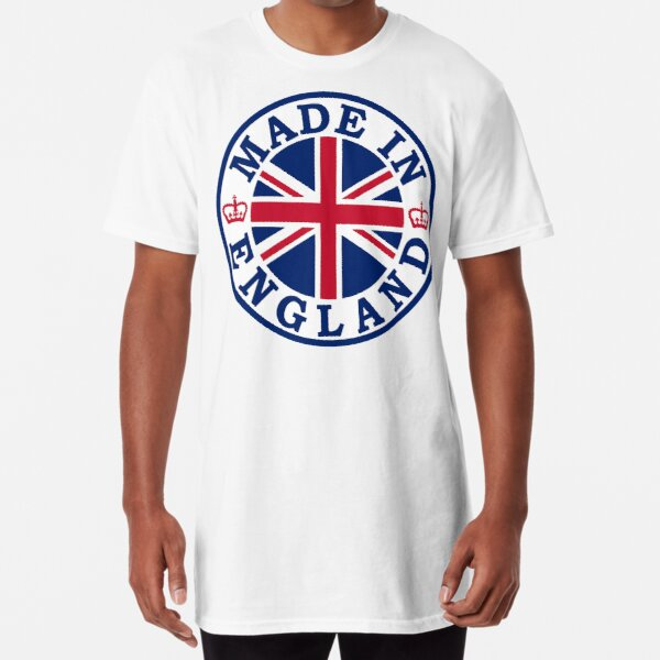 Made In England Long T-Shirt