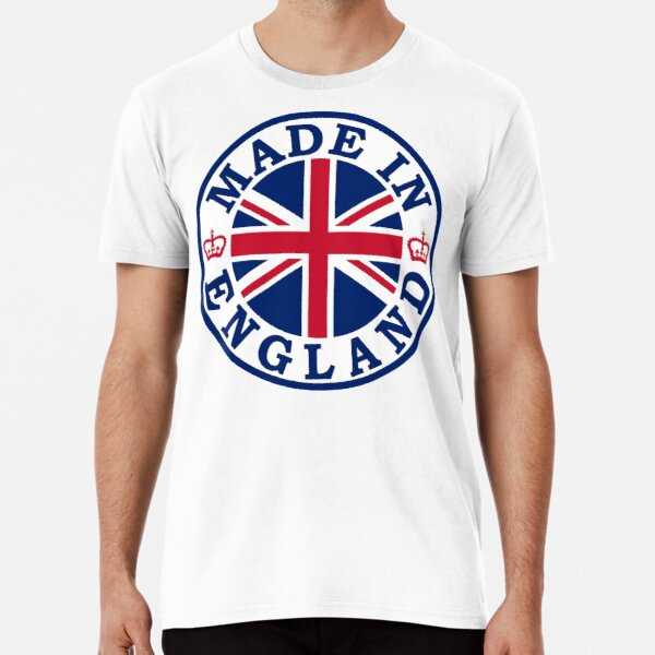 Made In England Premium T-Shirt