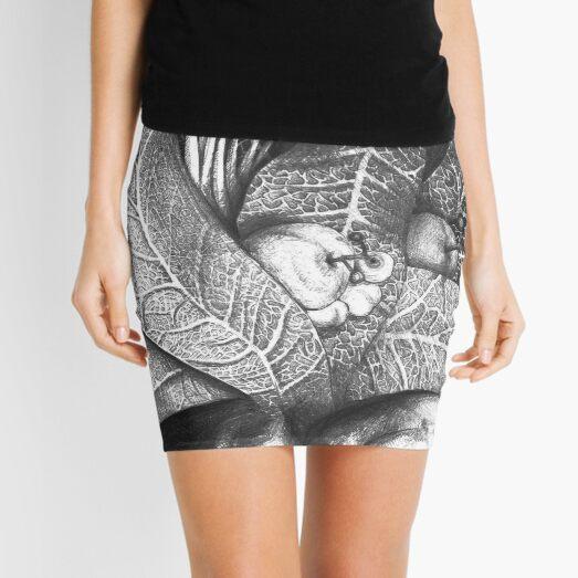 The Original Sunman - By Siphiwe Ngwenya Mini Skirt