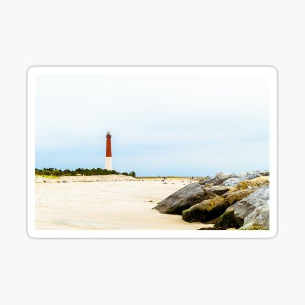 Barnegat Lighthouse  Sticker