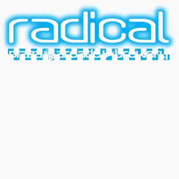 Radical Arcade, Brewery, and Pizzeria by BradleySMP
