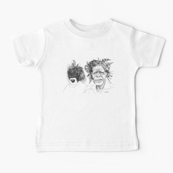 The Great Sunmen - By Siphiwe Ngwenya Baby T-Shirt