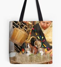 Time for Mint Tea - Tinerhir Morocco Tote Bag