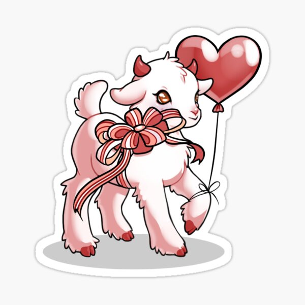 WB Giftling Goatling Sticker