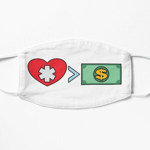 Health > Wealth - Simple Mask