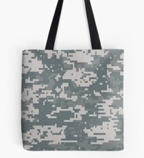 Digital Camouflage Tote Bag