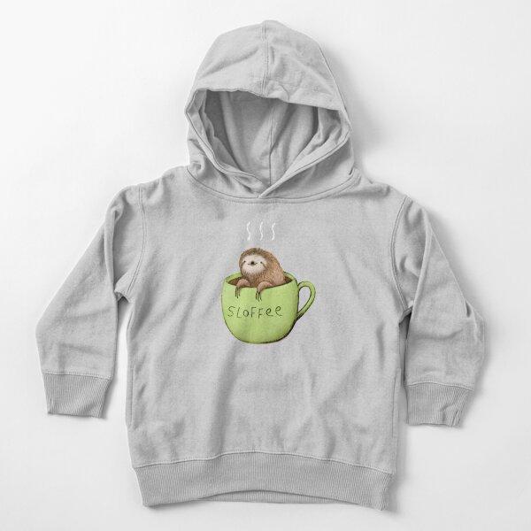 Sloffee Toddler Pullover Hoodie