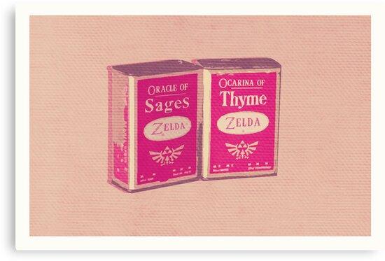 Zelda Spices by farewellsummer
