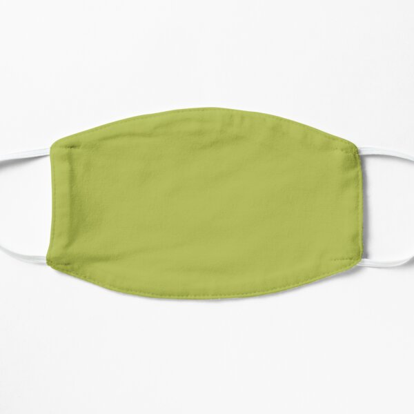 Bright Chartreuse Mask