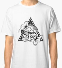 Aztec Skull  Classic T-Shirt