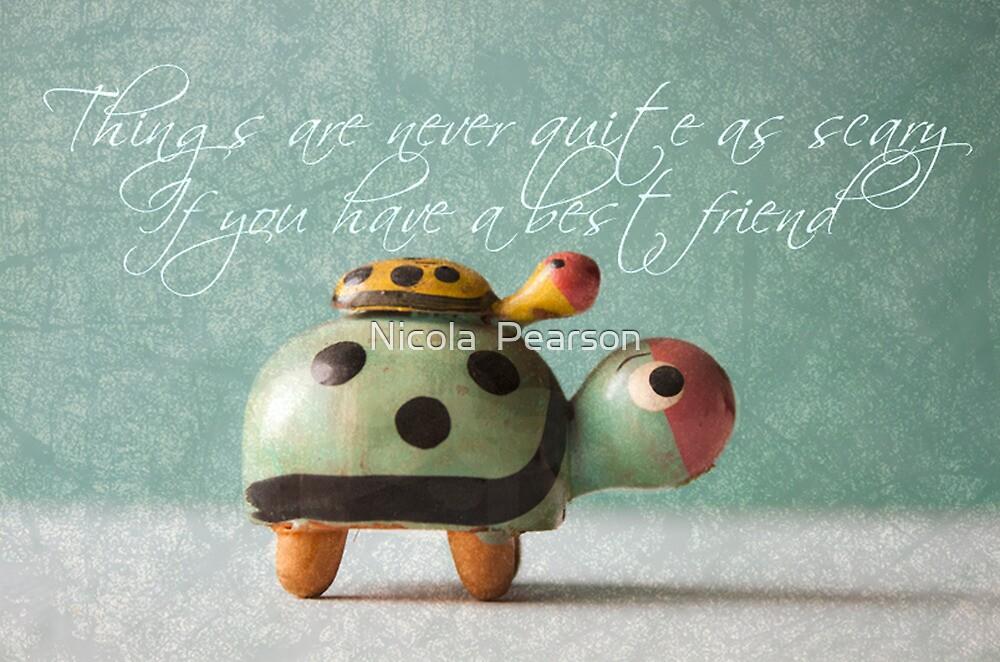 Best Friends  by Nicola  Pearson