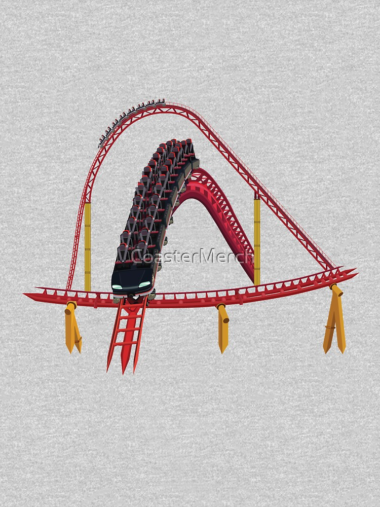 Intimidator 305 Airtime Design by CoasterMerch