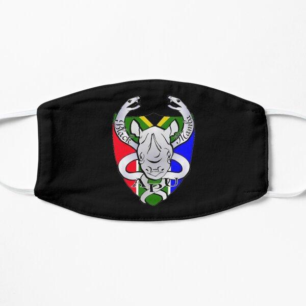 Black Mamba Anti Poaching Unit Logo Mask Mask
