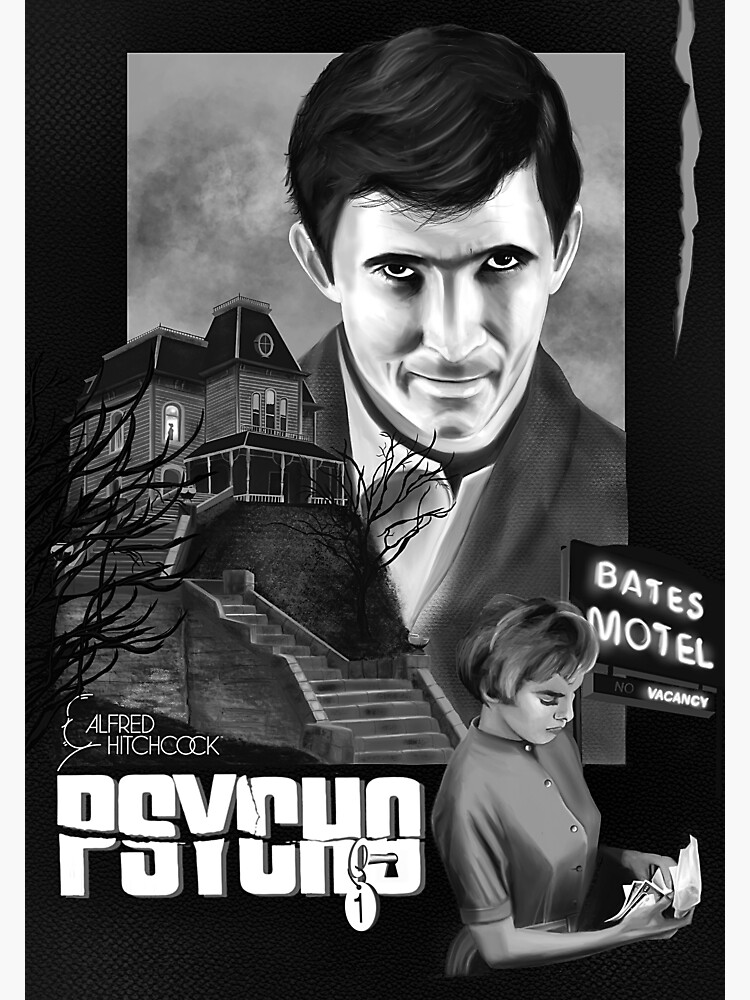 Psycho by HearNoEvilArt