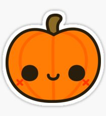 Cute Jack O' Lantern Sticker