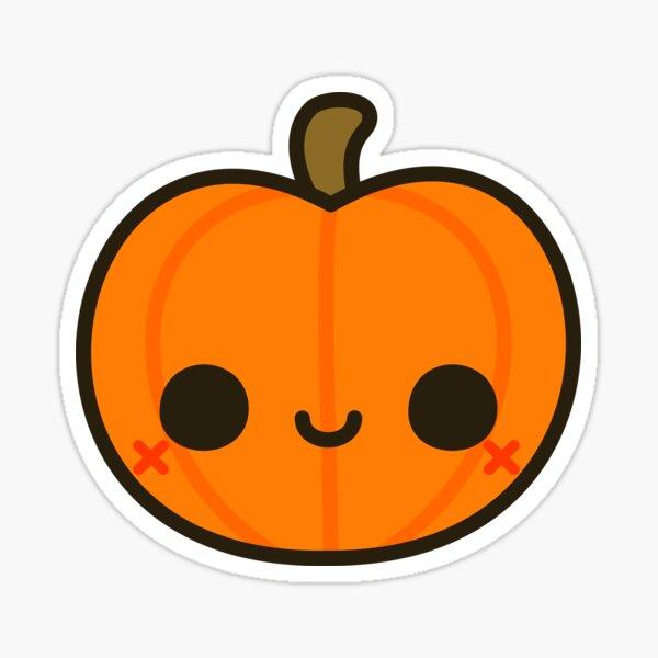 Cute Jack O' Lantern Sticker