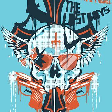 Lost Boys by bettypearl