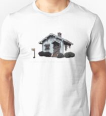 A dwelling long neglected... Unisex T-Shirt
