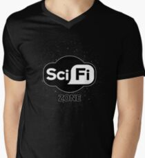 Sci fi zone Men's V-Neck T-Shirt