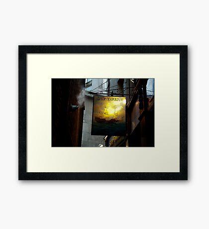 untitled #102 Framed Print