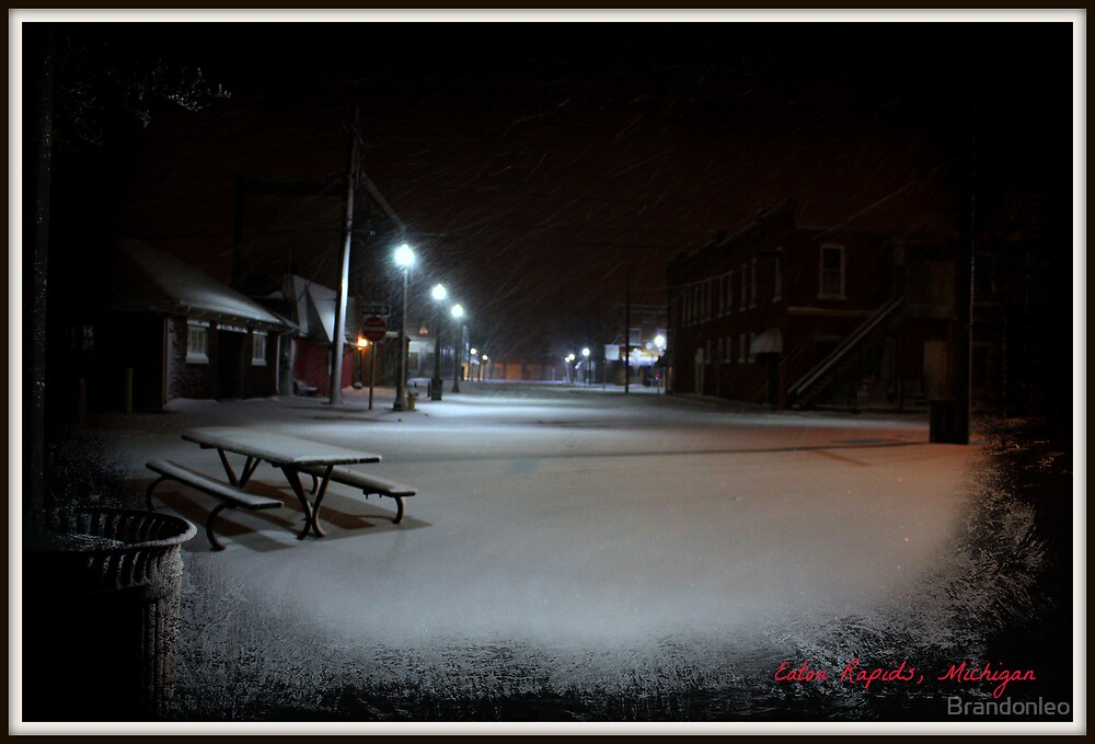 Cold November Night by Brandonleo