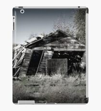 The Lean To.  Maybe this winter will do it iPad Case/Skin