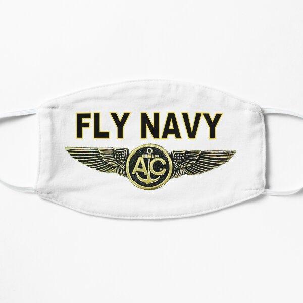 Navy Aircrew Wings Flat Mask