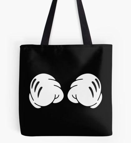 Funny Boxing hands  Tote Bag
